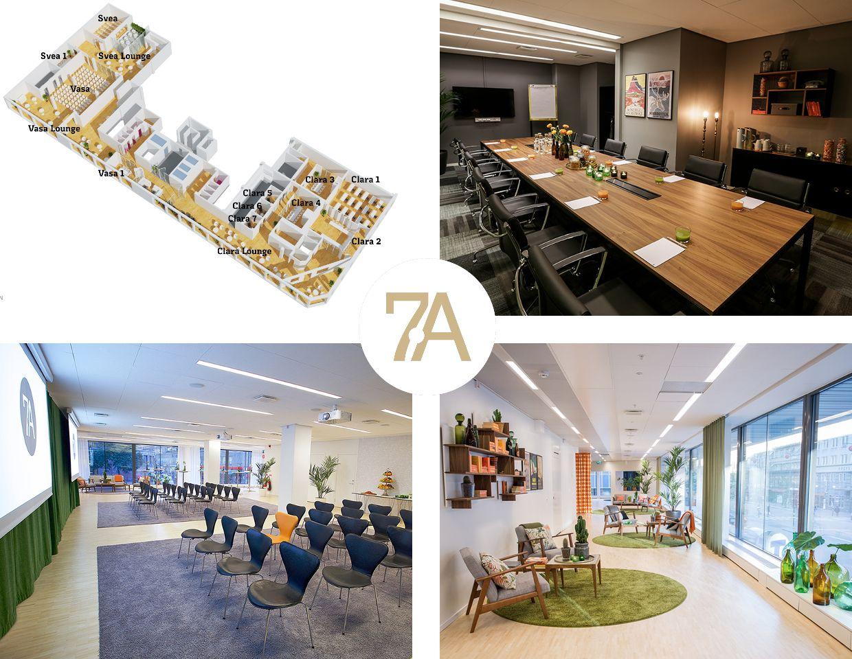 7a centralen kontorshotell