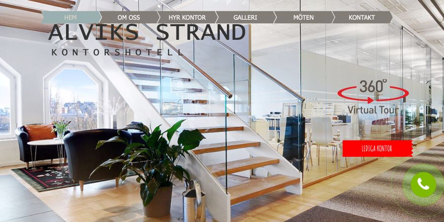 Alviks Strand Kontorshotell