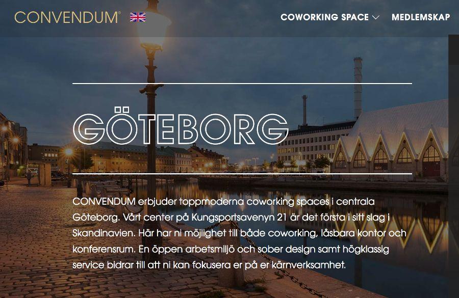 CONVENDUM Göteborg