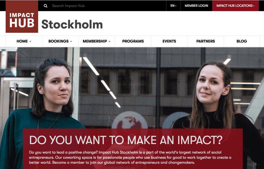 Impact Hub Stockholm