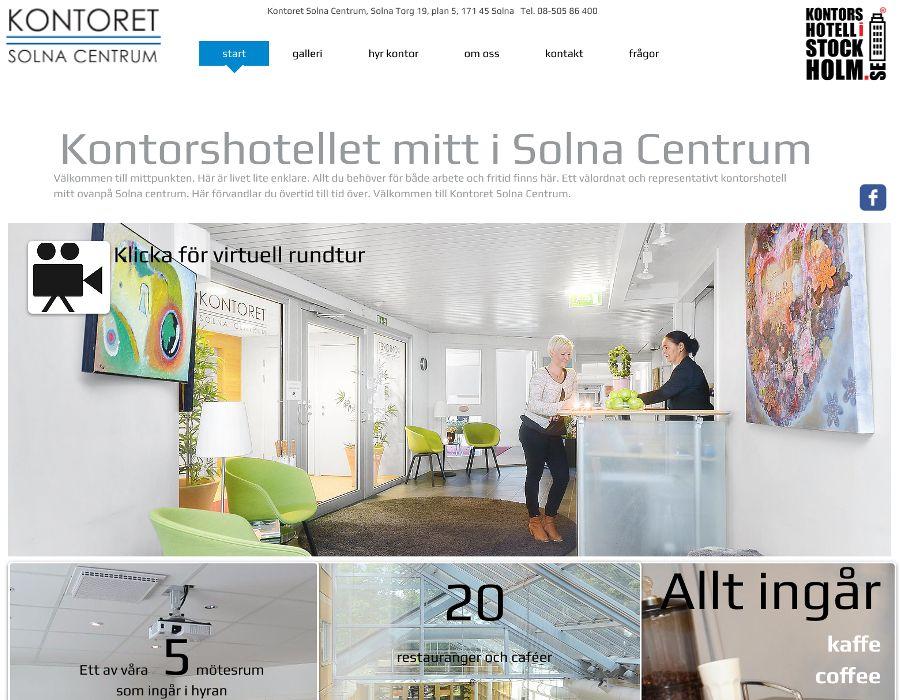 Kontoret Solna Centrum