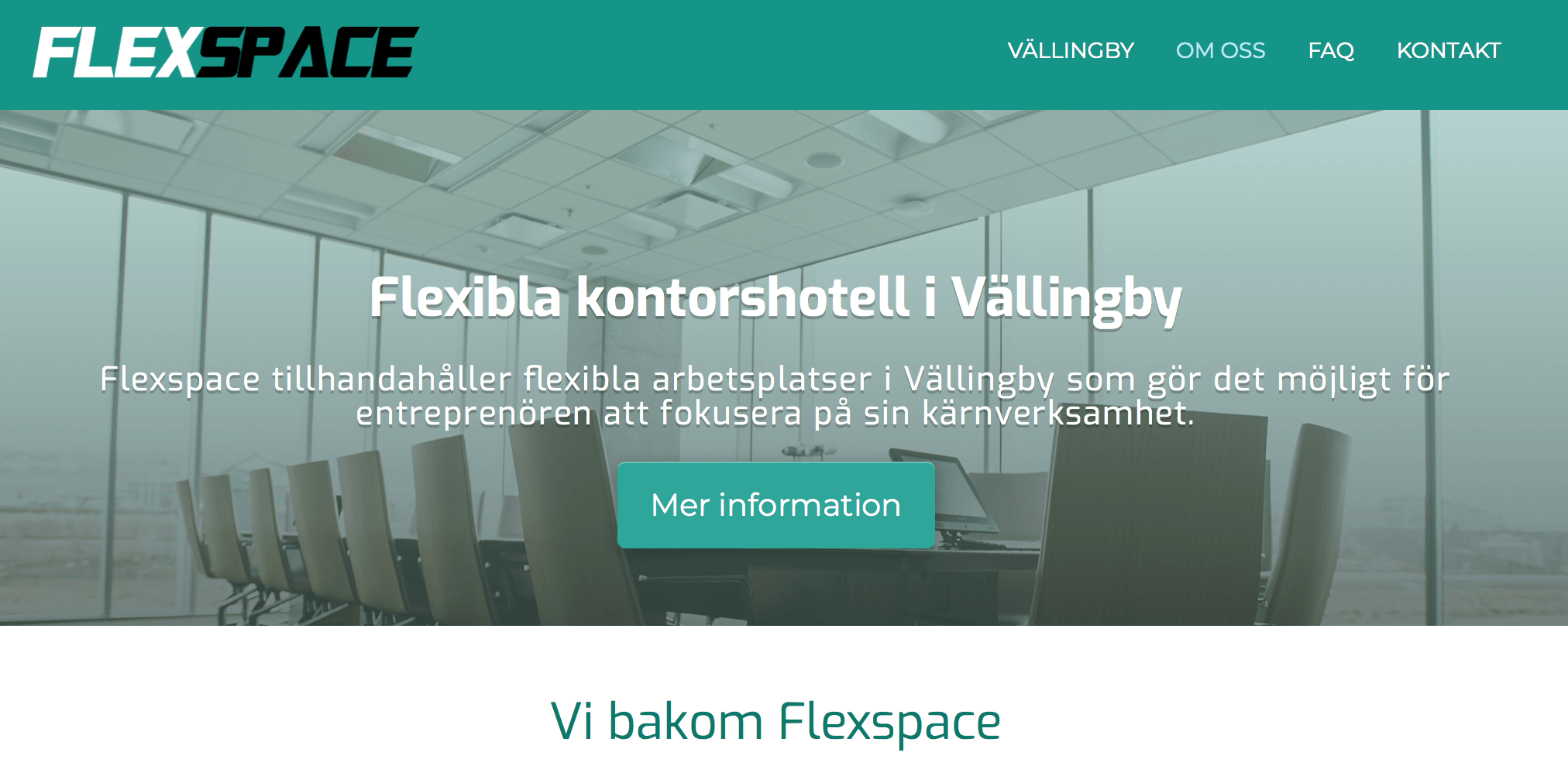 kontorshotell Borlänge