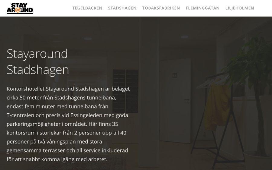 Stayaround Stadshagen
