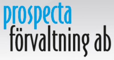 Fastighetsbolag Prospecta förvaltning