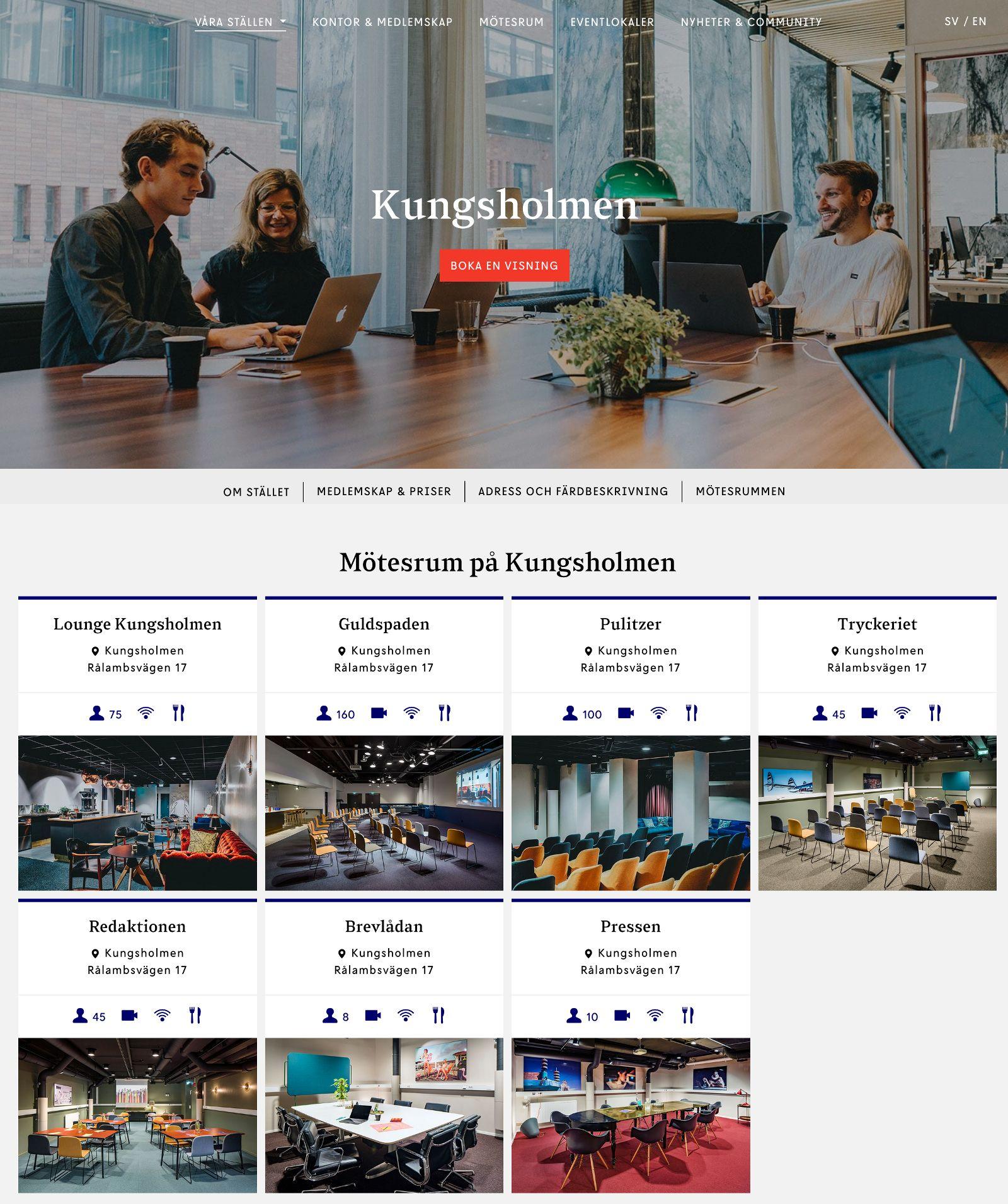 Helio Kungsholmen