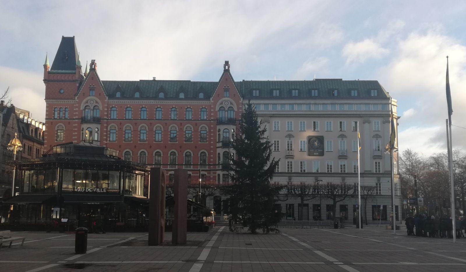kontorshotell Stockholm city
